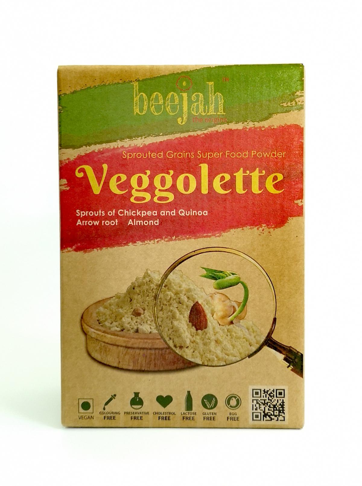 Veggolette<br>450 grams